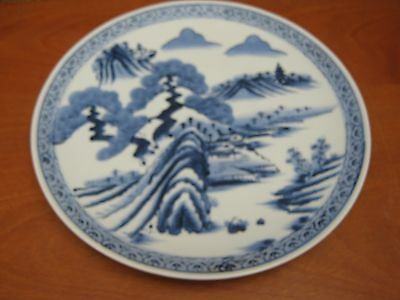 Large  Antique Chinese Blue/white  Charger