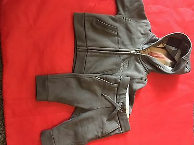 Baby Burberry tracksuit And  Burberry Top