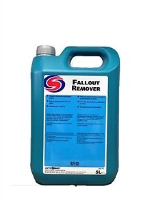 Autosmart Fallout Remover Car Care Cleaning Valet Dissolves Metal-Based 5L