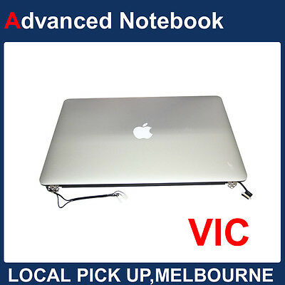 """Genuine Apple Macbook Pro Retina A1398 15"""" Complete Screen Assembly 2012 2013"""