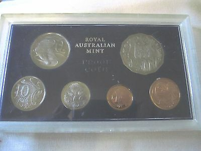 1971 Royal Australian Mint Proof Coin