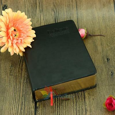 Vintage Thick Blank Paper Notepad Notebook Leather Journal Diary Sketchbook Book