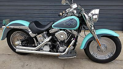 1992 Harley Davidson Fat Boy