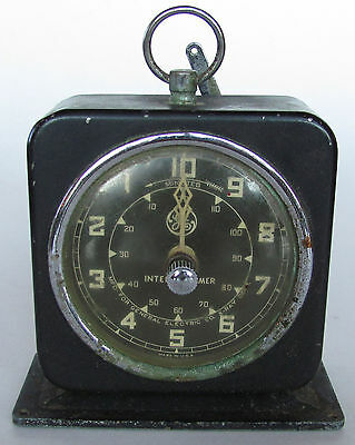 Vintage GE Interval Timer - TESTED and WORKS