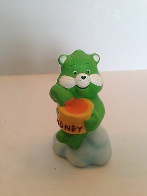 """Vintage """"Good Luck Bear"""" from 1984 American Greetings Care Bears Line"""