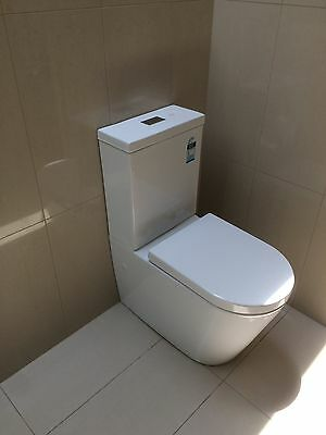 Toilet Suite $400 Installed!!! New Back To Wall Sold In Melbourne Only
