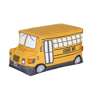 Woouf Kids Bean Bag - School Bus