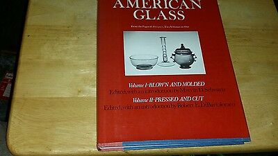 American Glass - Blown and Molded / Pressed and Cut-From / The Pages of Antiques