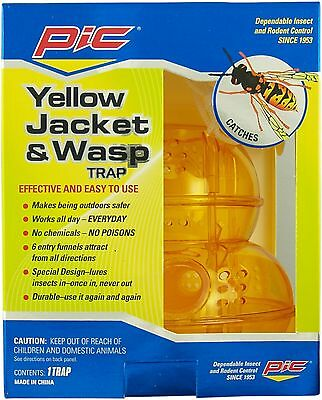 PIC WTRP Wasp & Hornet Trap
