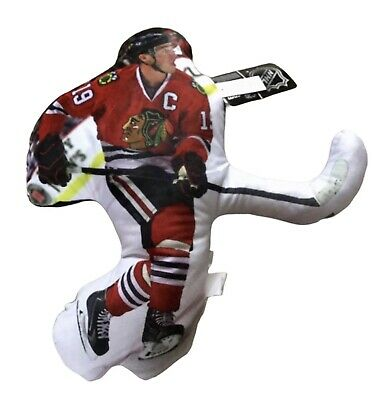 "Jonathan Toews Chicago Blackhawks NHL 15"" Figure Pillow"