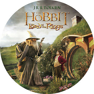 The Lord Of The Rings - The Hobbit - Audio Book - MP3 CD