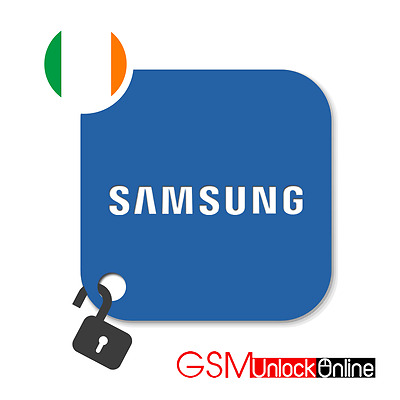 Unlock Code For Three Meteor Vodafone O2 Tesco Ireland Samsung Galaxy S8 S8 Plus