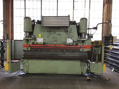 225 Ton x 10'Pacific CNC Hydraulic Press Brake Metal Bender
