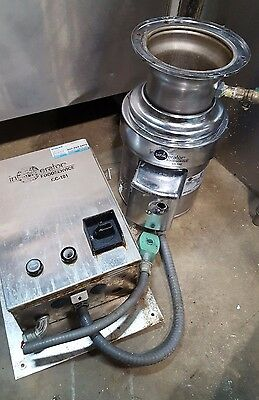 InSinkErator Commercial Disposal SS100-29 and Controller CC-101