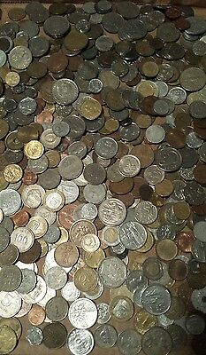 World Coins Mixture Lot Number 303 - 5 Pounds