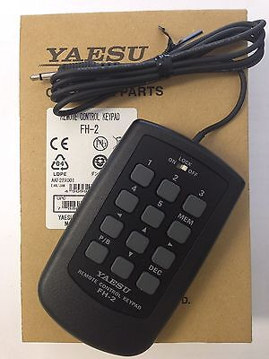 FH-2 YAESU KEYBOARD FOR FT-950/FTDX-1200 FT-2000, FT-5000 cod.100033