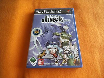 hack Part 3 - Outbreak Sony PlayStation 2