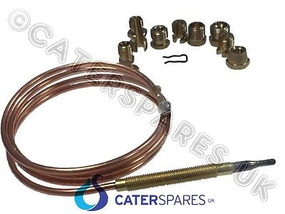Gas Equipment Universal Multi Use Thermocouple Fits Various Catering Appliances