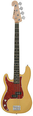 Electric Bass Guitar Left Handed