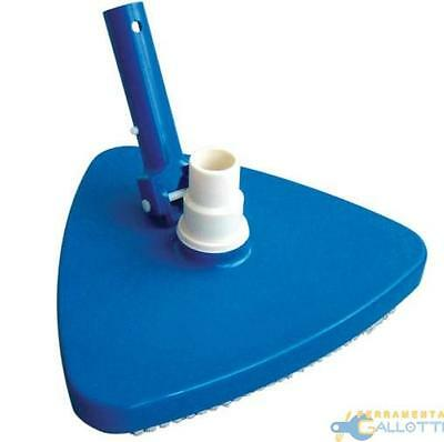 Vacuum cleaner Brush Triangular for cleaning Bottom Pool