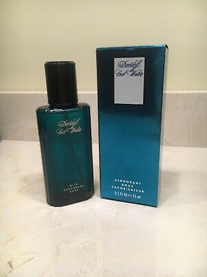 Davidoff Cool Water Mild Deodorant Natural Spray 2.5 fl oz NIB