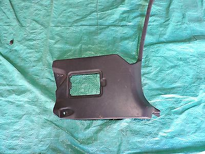 Toyota Supra MK3 1986.5-89 Auto Shifter Cover Plate w// switch OEM