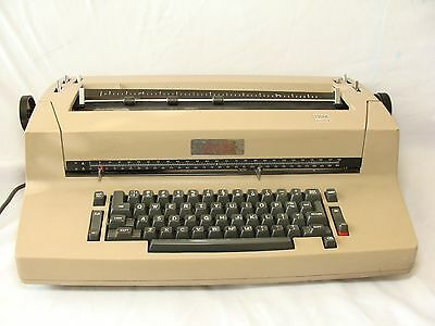 IBM Selectric 2 II Used Typewriter  ( brown )