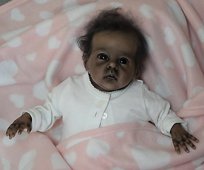 Saoirse  By Bonnie Brown... Reborn Baby Doll...As New
