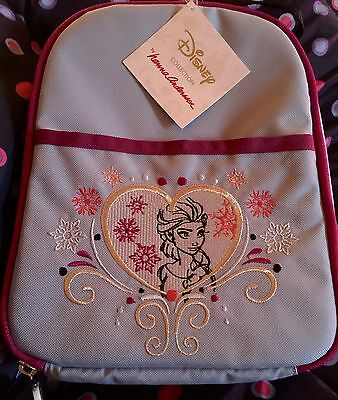 Disney Elsa Frozen What's For Lunch Box Bag Back to School Hanna Andersson New