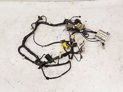 jeep wrangler tj under dash fuse box wiring harness late 1997 soft top 6/97