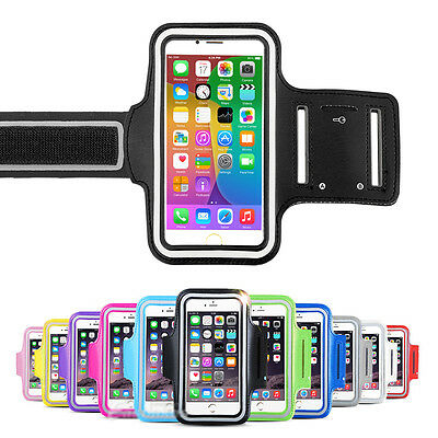 Sports Gym Running Slim Armband for iPhone 6/6s/Plus 7/Plus Arm Band Holder Case