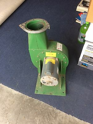 NEW Air Craftsmen Dust Collector Blower with 3/4 HP Motor