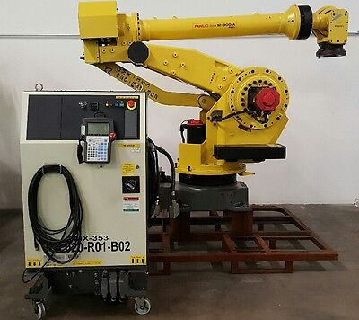 Fanuc M900iA 260L with R30iA Controller - TESTED – Clean – LOW HOURS- Complete