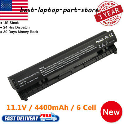 Battery for Dell Latitude 2100 2110 2120 451-11039 4H636 F079N J024N P576R W355R