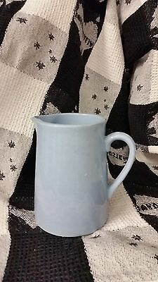 Vintage 1950s Grindley Utility Petal Ware Lupin Blue  Jug - good condition