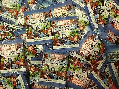 Marvel Heroes Disc NEW IN PACK x 50