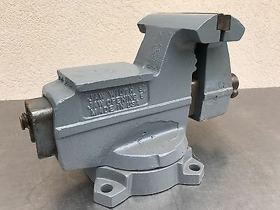 Wilton 5 Inch Jaw  Swivel Bench Vise Made in  U.S.A.