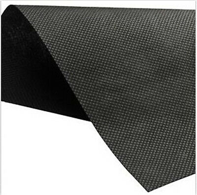 WEED CONTROL FABRIC MEMBRANE GROUND SHEET COVER GARDEN DRIVEWAY LARGE 20m² 50m²