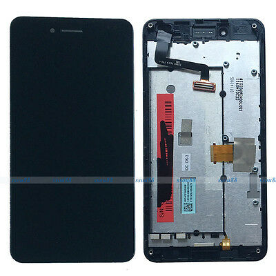 Asus PadFone Infinity A86 LCD Display Touch Screen Digitizer Assembly + Frame