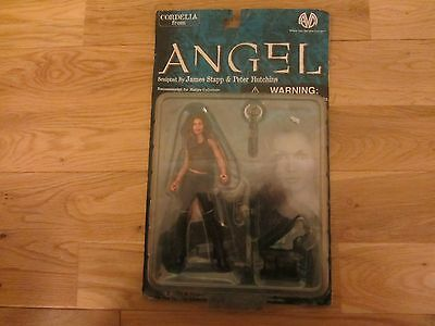Buffy The Vampire Slayer Angel Cordella Colletibles Action Figure Boxed New Rare