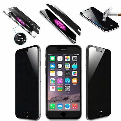 IPhone 5G/6G/7G/7PLUS Anti Spy Matte Privacy Tempered Glass Screen Protector