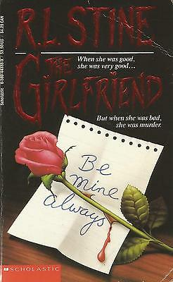 The Girlfriend by R.L. Stine - Paperback - S/Hand