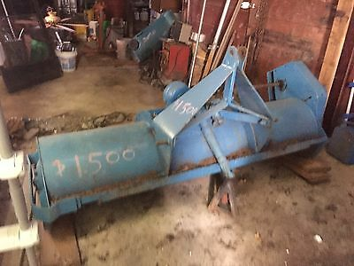 Good Condition Rebuilt Large Tractor Flail Mower