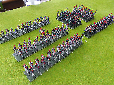 1/72 20mm Napoleonic French Guard Infantry
