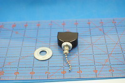 """NEW VINTAGE McGILL LEVOLIER PULL CHAIN SWITCH """"T"""" 6A 125V 3A 250V 2 POSITION NOS"""