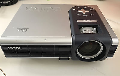 BenQ Mobile PB2140 Portable Projector overview