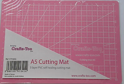 Crafts-Too A5 Cutting Mat - Self Healing