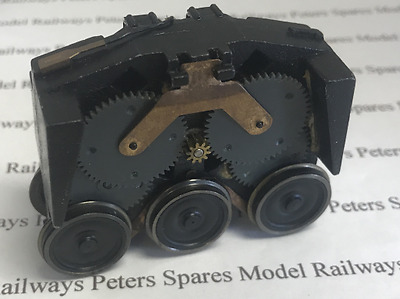 Hornby X9060 USED Class A1 / A3 / A4 Tender Drive 5-Pole Motor Unit