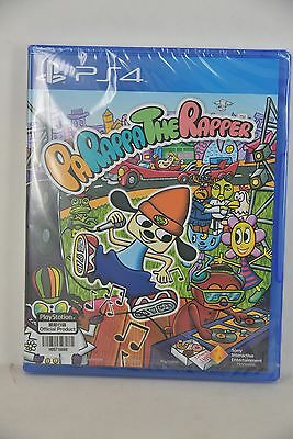 NEW PS4 Playstation 4 Parappa The Rapper (HK English Version)