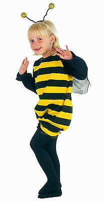 Childrens Kids Girls Toddler Book Week Bumble Bee Fancy Dress Costume Outfit